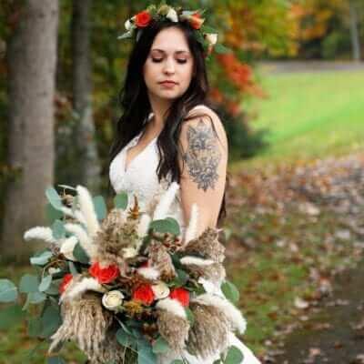 2021 WV Weddings Extravaganza – Bessie's Floral Designs