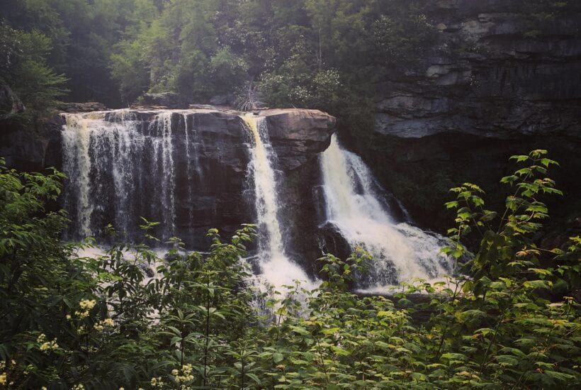 elope at blackwater falls west virginia