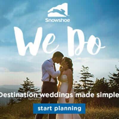A West Virginia Destination Wedding at Snowshoe Mountain Resort