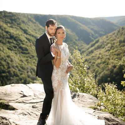 Davis Proved the Perfect Backdrop for this West Virginia Wedding
