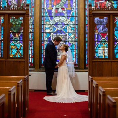 A Morgantown Wedding and the Perfect Way To Celebrate West Virginia Day